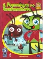 A formiga e o gafanhoto